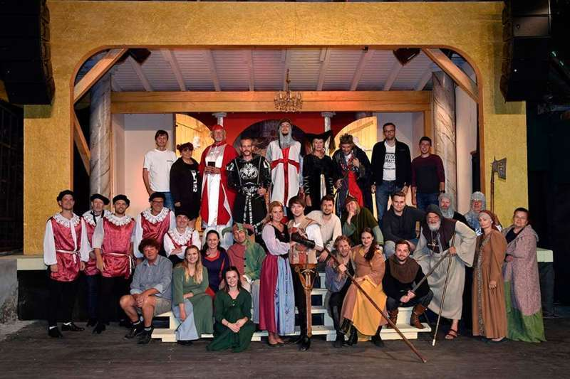 Theater am Fluss in Steyr - Premiere von Robin Hood 2019 - Bild 16
