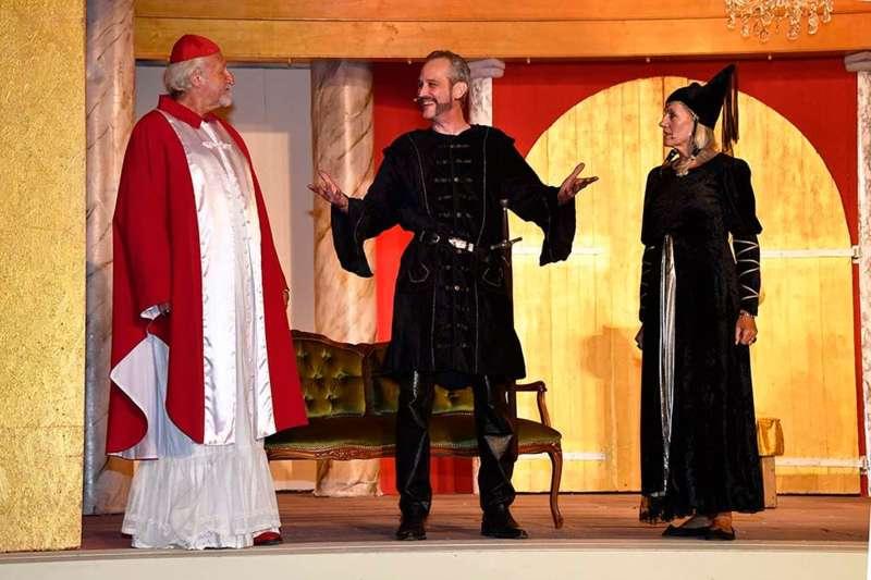 Theater am Fluss in Steyr - Premiere von Robin Hood 2019 - Bild 17