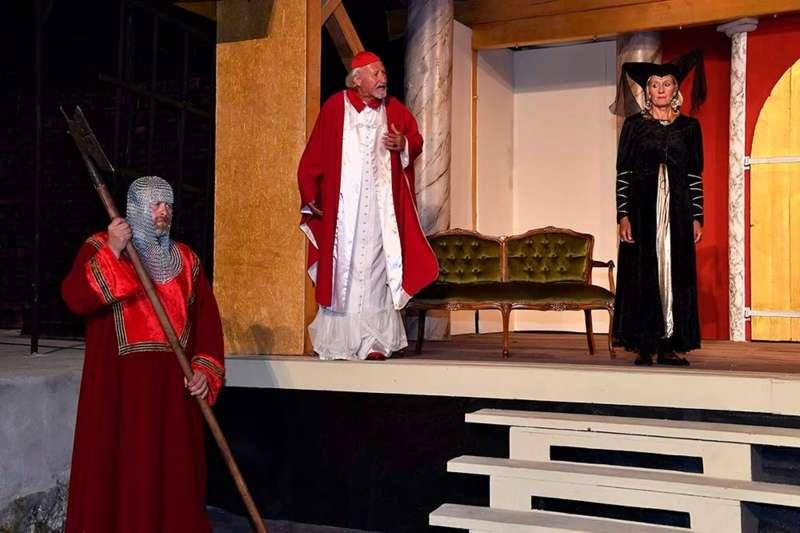 Theater am Fluss in Steyr - Premiere von Robin Hood 2019 - Bild 19
