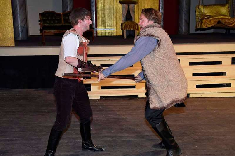 Theater am Fluss in Steyr - Premiere von Robin Hood 2019 - Bild 24