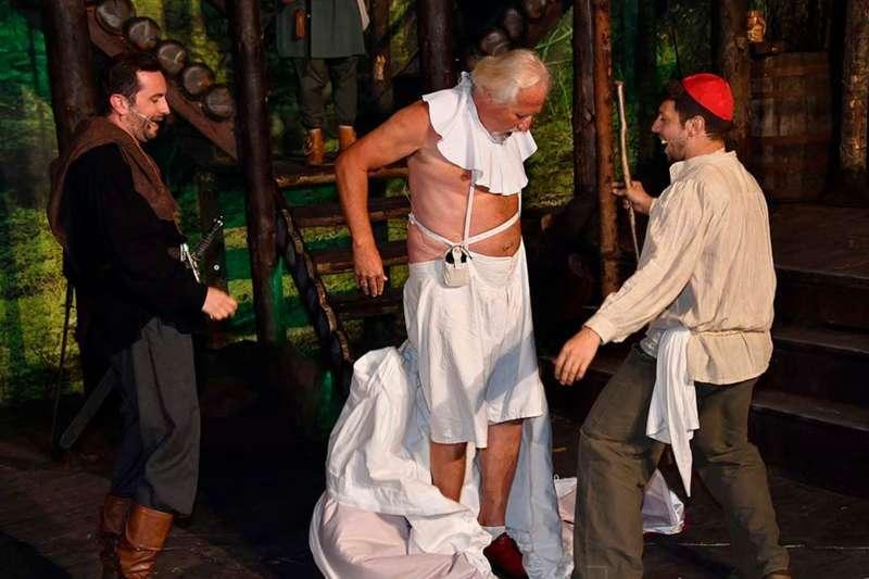 Theater am Fluss in Steyr - Premiere von Robin Hood 2019 - Bild 25