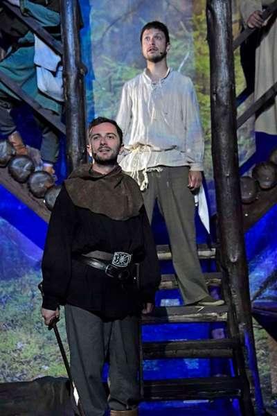 Theater am Fluss in Steyr - Premiere von Robin Hood 2019 - Bild 26