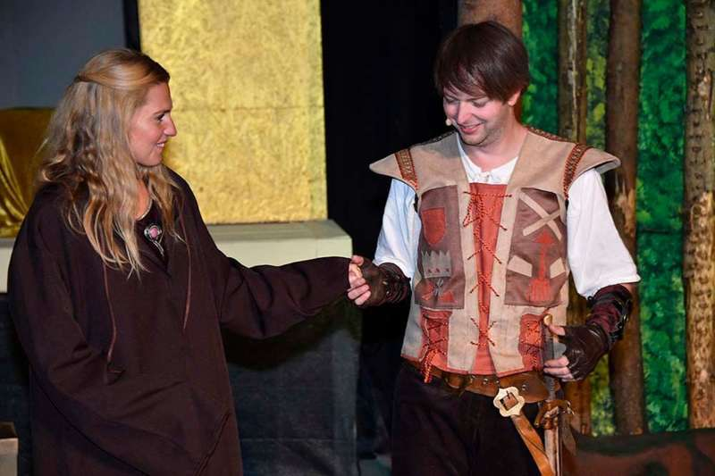Theater am Fluss in Steyr - Premiere von Robin Hood 2019 - Bild 31