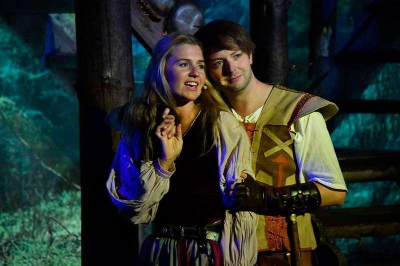 Theater am Fluss in Steyr - Premiere von Robin Hood 2019 - Bild 32