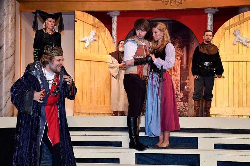 Theater am Fluss in Steyr - Premiere von Robin Hood 2019 - Bild 33