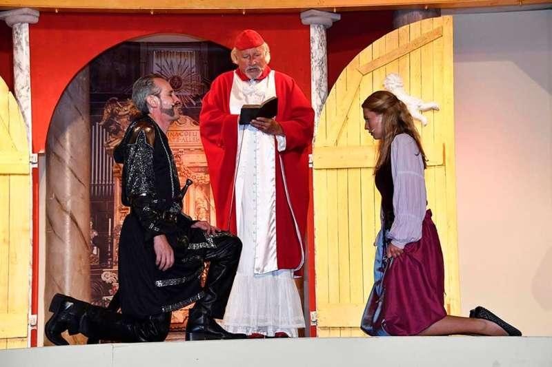 Theater am Fluss in Steyr - Premiere von Robin Hood 2019 - Bild 37