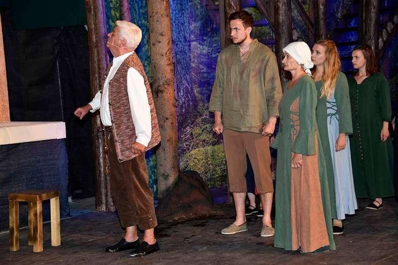 Theater am Fluss in Steyr - Premiere von Robin Hood 2019 - Bild 38