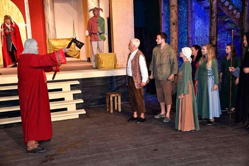 Theater am Fluss in Steyr - Premiere von Robin Hood 2019 - Bild 43