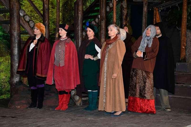 Theater am Fluss in Steyr - Premiere von Robin Hood 2019 - Bild 45