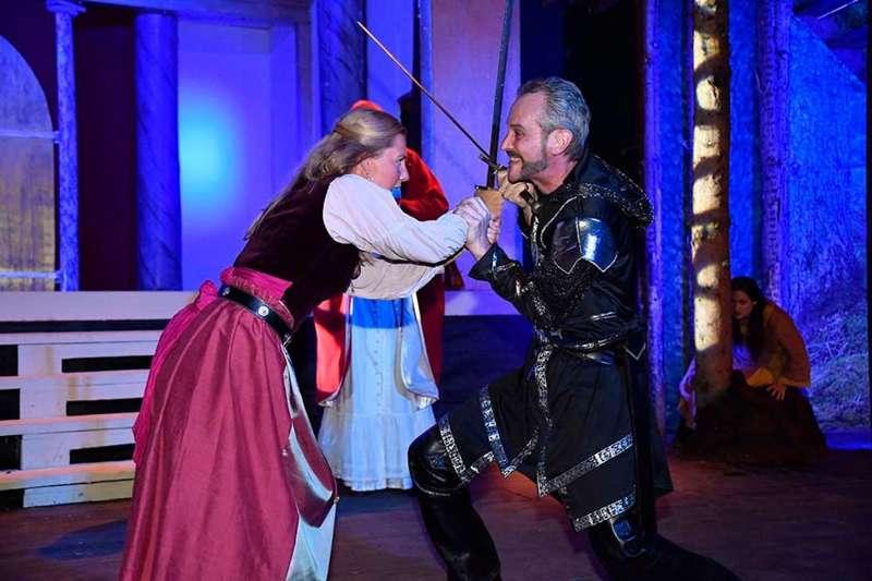 Theater am Fluss in Steyr - Premiere von Robin Hood 2019 - Bild 55