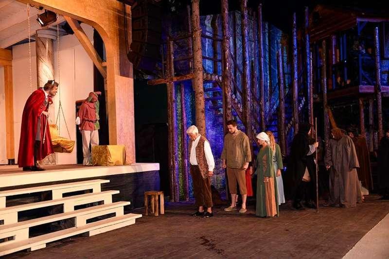Theater am Fluss in Steyr - Premiere von Robin Hood 2019 - Bild 59