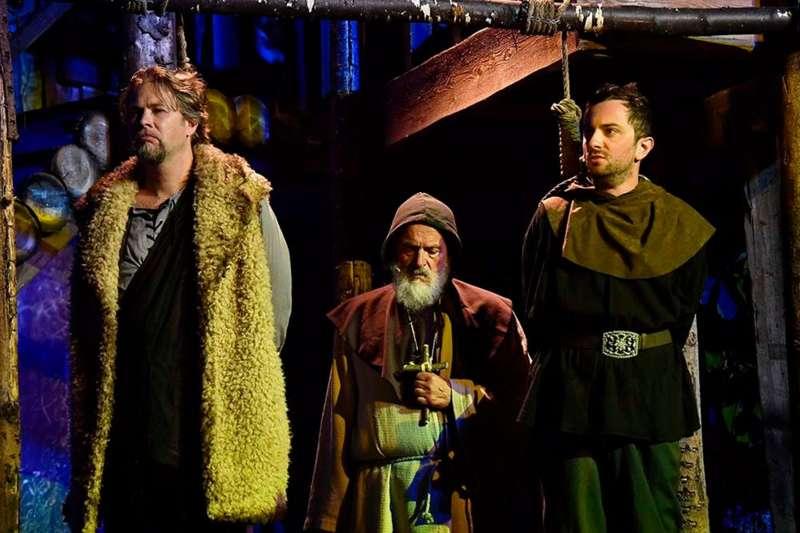 Theater am Fluss in Steyr - Premiere von Robin Hood 2019 - Bild 63