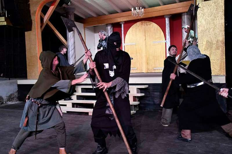 Theater am Fluss in Steyr - Premiere von Robin Hood 2019 - Bild 65