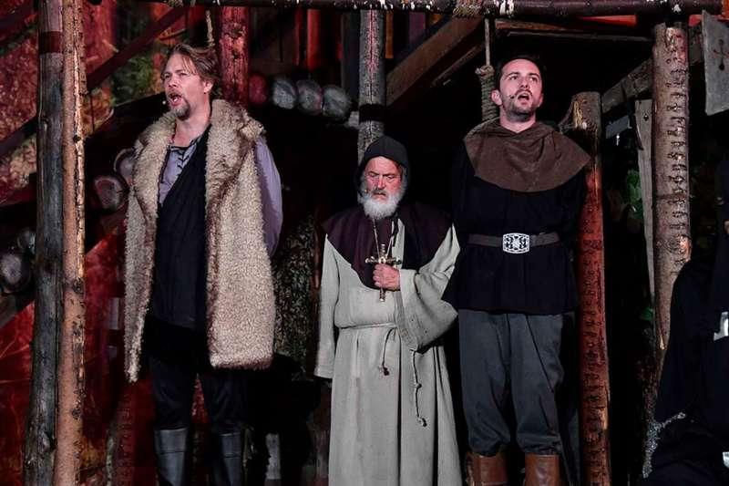 Theater am Fluss in Steyr - Premiere von Robin Hood 2019 - Bild 67