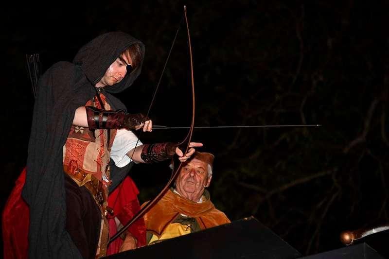 Theater am Fluss in Steyr - Premiere von Robin Hood 2019 - Bild 68