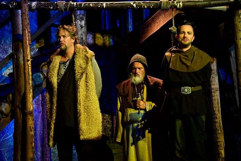 Theater am Fluss in Steyr - Premiere von Robin Hood 2019 - Bild 69