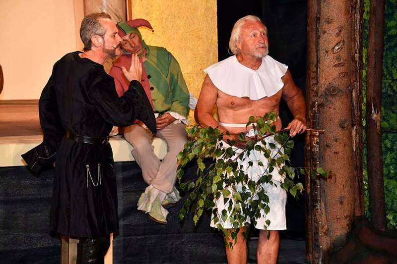 Theater am Fluss in Steyr - Premiere von Robin Hood 2019 - Bild 76