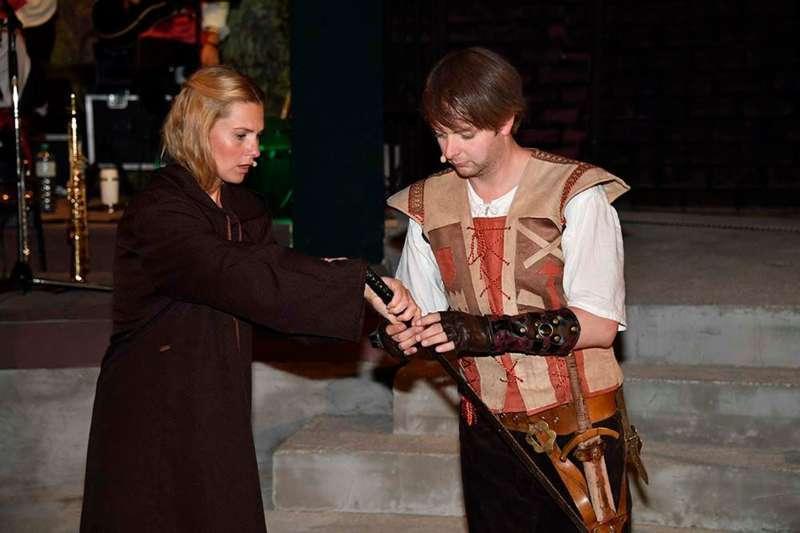 Theater am Fluss in Steyr - Premiere von Robin Hood 2019 - Bild 80