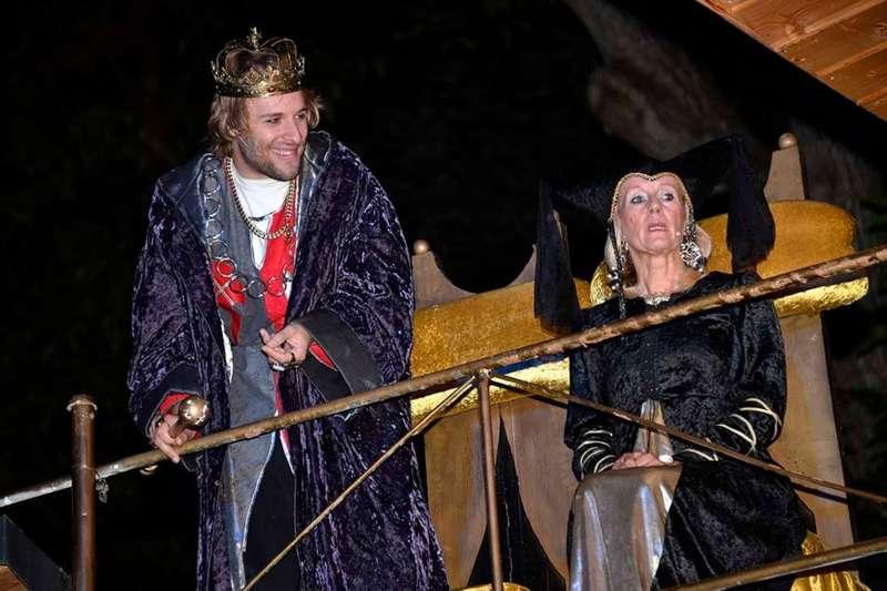 Theater am Fluss in Steyr - Premiere von Robin Hood 2019 - Bild 81