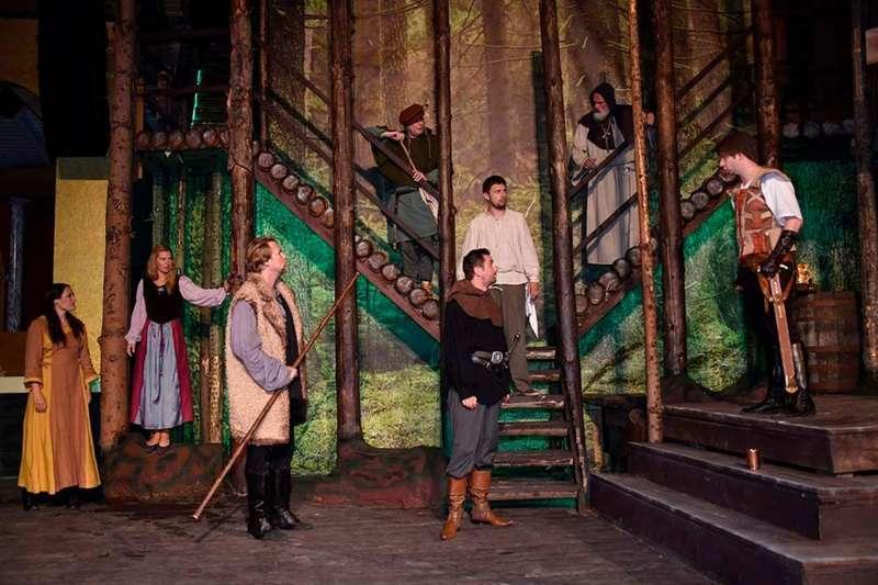 Theater am Fluss in Steyr - Premiere von Robin Hood 2019 - Bild 86