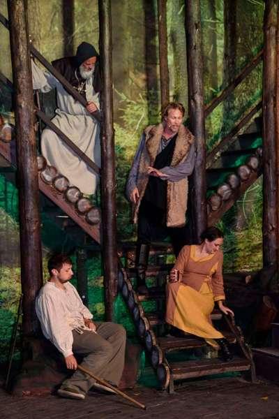 Theater am Fluss in Steyr - Premiere von Robin Hood 2019 - Bild 89