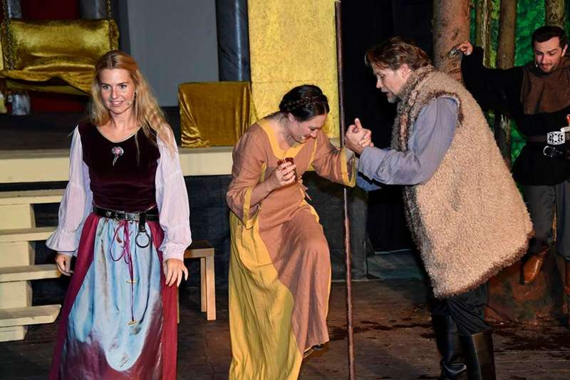 Theater am Fluss in Steyr - Premiere von Robin Hood 2019 - Bild 90