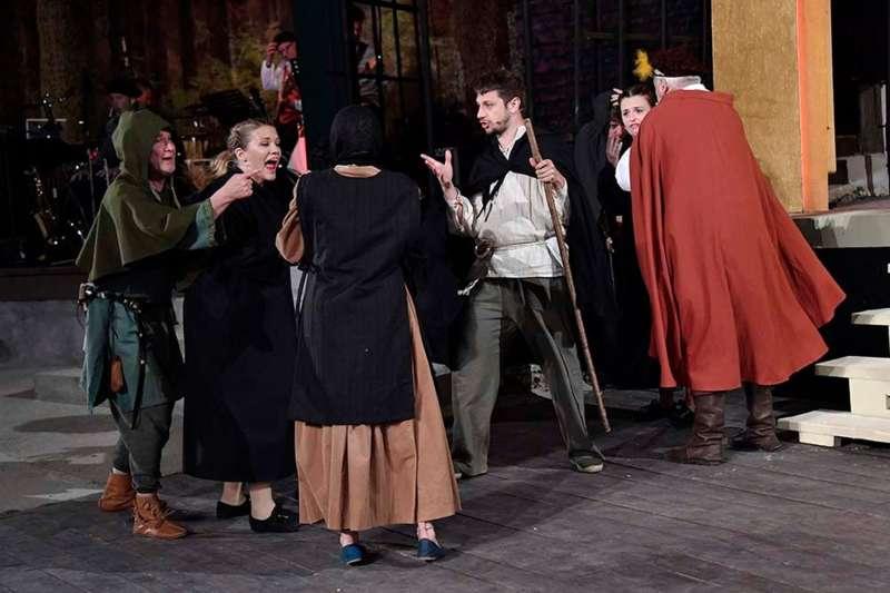 Theater am Fluss in Steyr - Premiere von Robin Hood 2019 - Bild 91