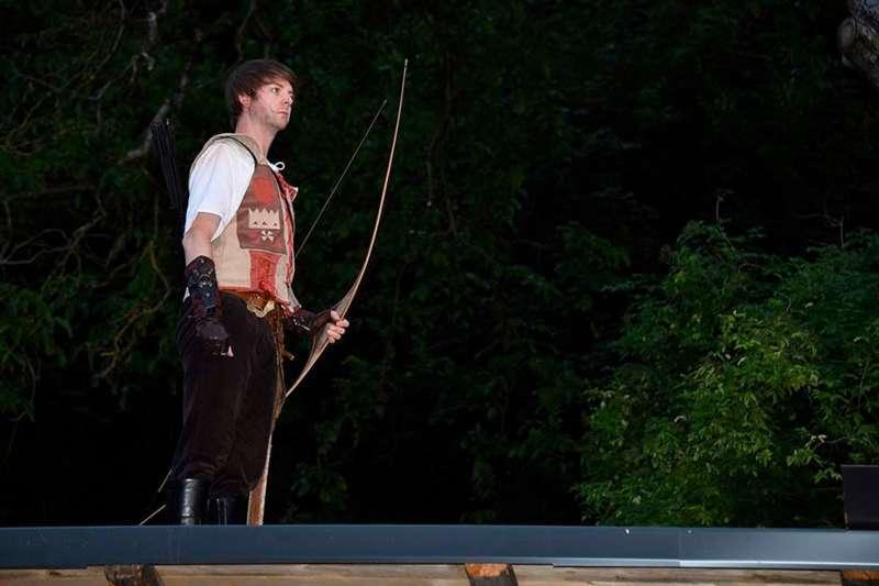 Theater am Fluss in Steyr - Premiere von Robin Hood 2019 - Bild 93