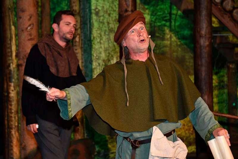Theater am Fluss in Steyr - Premiere von Robin Hood 2019 - Bild 95