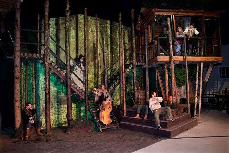 Theater am Fluss in Steyr - Premiere von Robin Hood 2019 - Bild 96