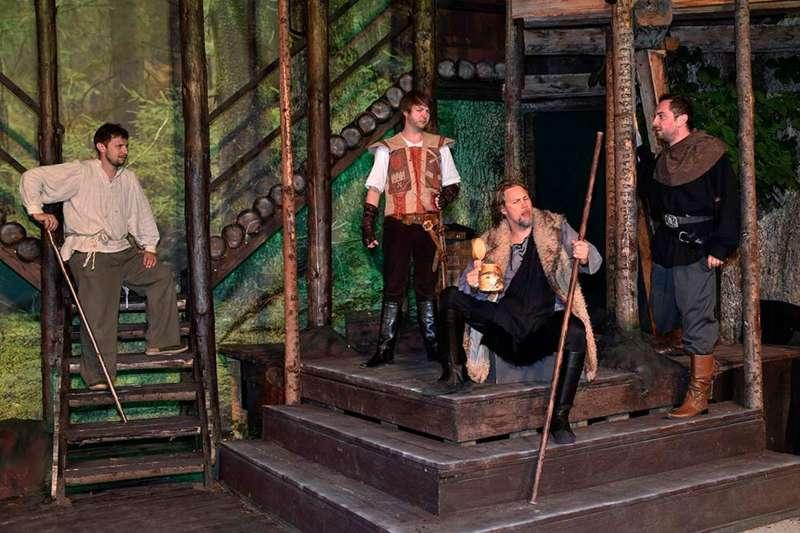 Theater am Fluss in Steyr - Premiere von Robin Hood 2019 - Bild 99