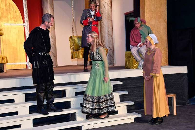 Theater am Fluss in Steyr - Premiere von Robin Hood 2019 - Bild 100