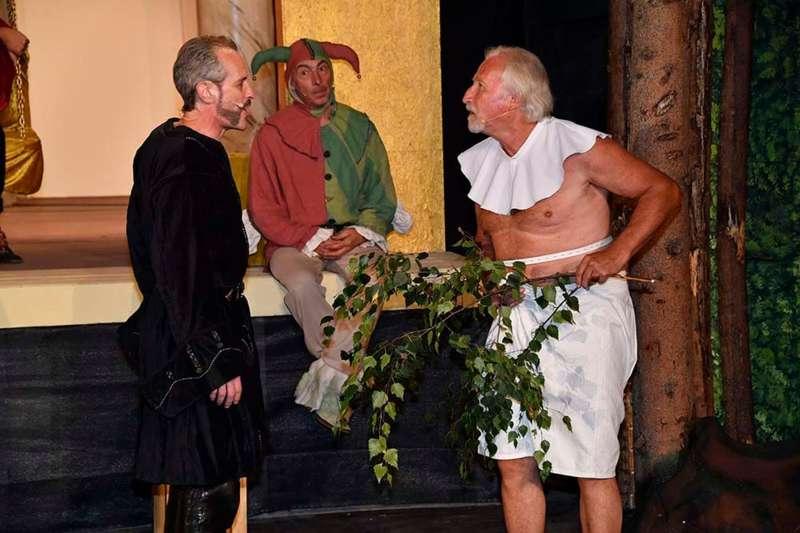 Theater am Fluss in Steyr - Premiere von Robin Hood 2019 - Bild 102