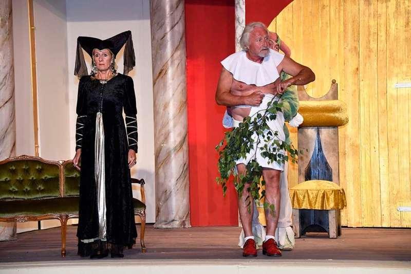 Theater am Fluss in Steyr - Premiere von Robin Hood 2019 - Bild 104