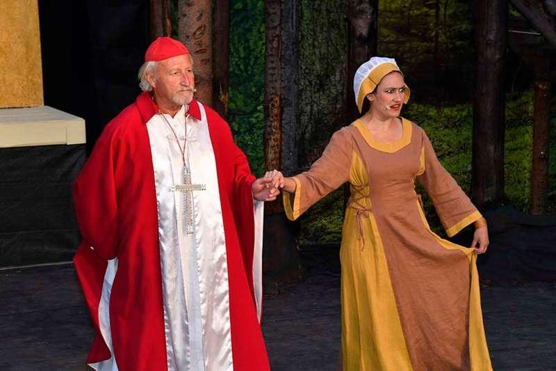 Theater am Fluss in Steyr - Premiere von Robin Hood 2019 - Bild 105