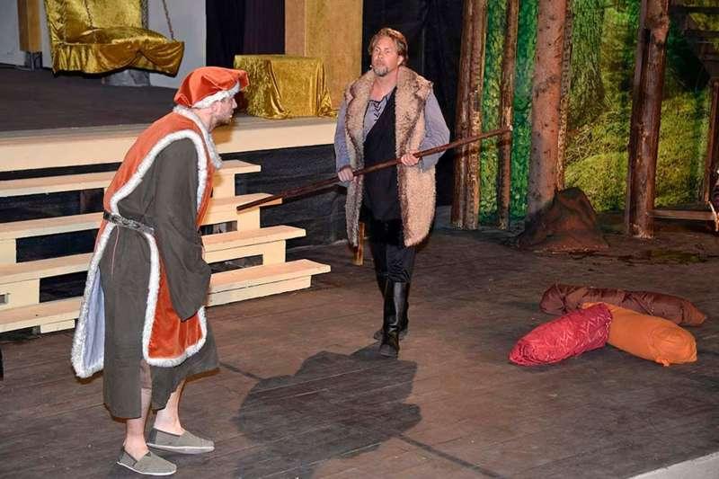 Theater am Fluss in Steyr - Premiere von Robin Hood 2019 - Bild 108