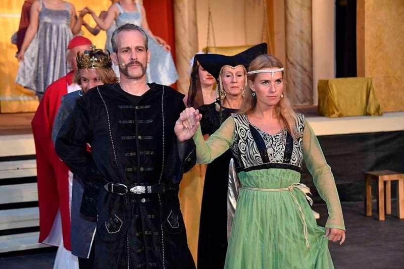 Theater am Fluss in Steyr - Premiere von Robin Hood 2019 - Bild 110