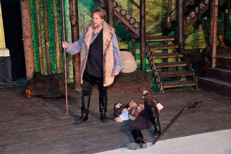 Theater am Fluss in Steyr - Premiere von Robin Hood 2019 - Bild 112
