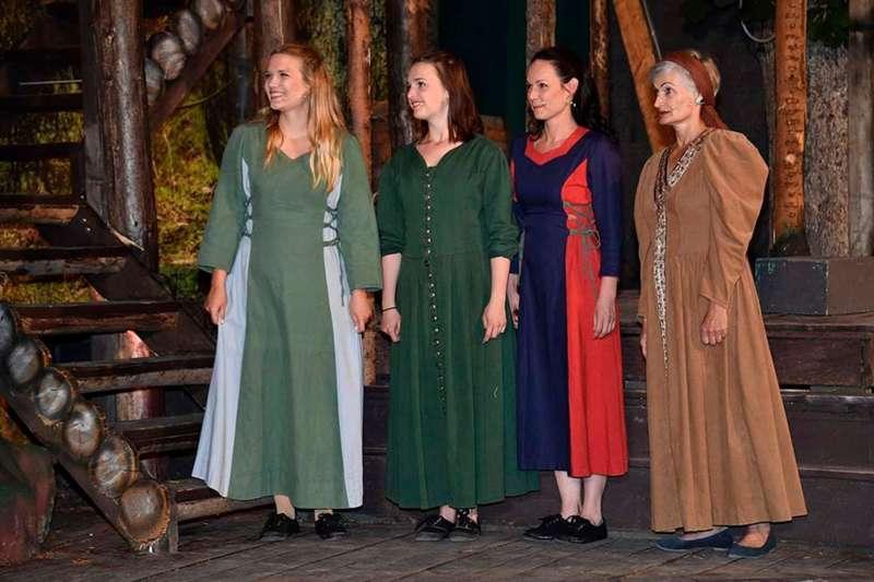 Theater am Fluss in Steyr - Premiere von Robin Hood 2019 - Bild 114