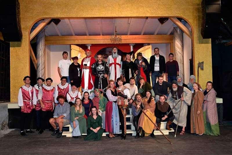 Theater am Fluss in Steyr - Premiere von Robin Hood 2019 - Bild 116