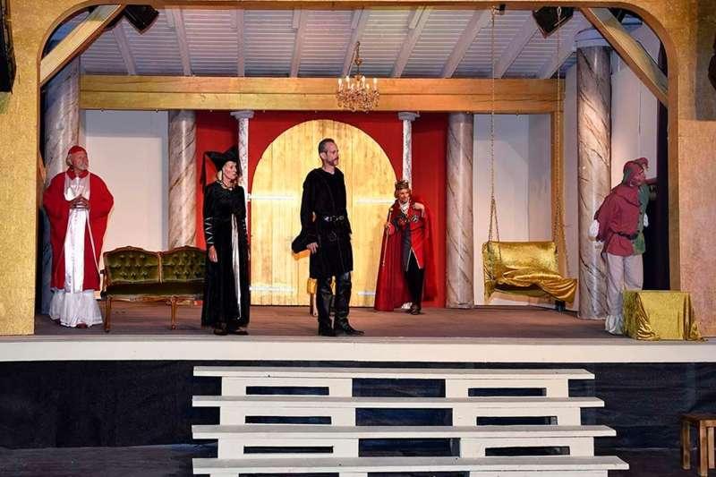 Theater am Fluss in Steyr - Premiere von Robin Hood 2019 - Bild 117
