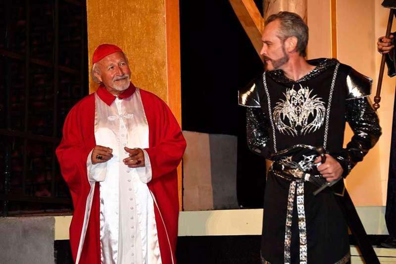 Theater am Fluss in Steyr - Premiere von Robin Hood 2019 - Bild 119