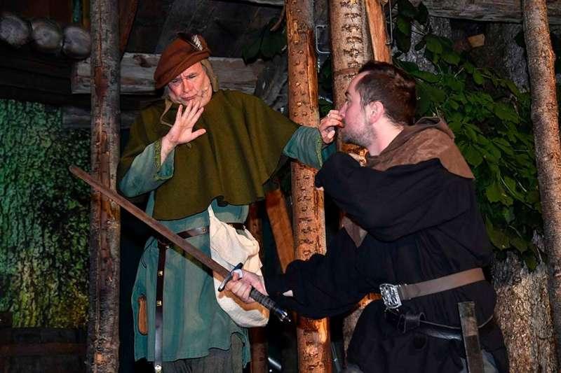 Theater am Fluss in Steyr - Premiere von Robin Hood 2019 - Bild 120