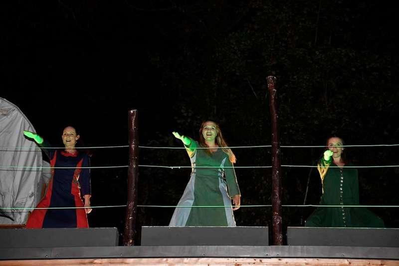 Theater am Fluss in Steyr - Premiere von Robin Hood 2019 - Bild 121