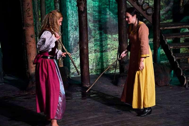 Theater am Fluss in Steyr - Premiere von Robin Hood 2019 - Bild 122
