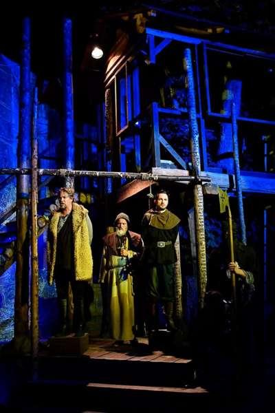 Theater am Fluss in Steyr - Premiere von Robin Hood 2019 - Bild 124