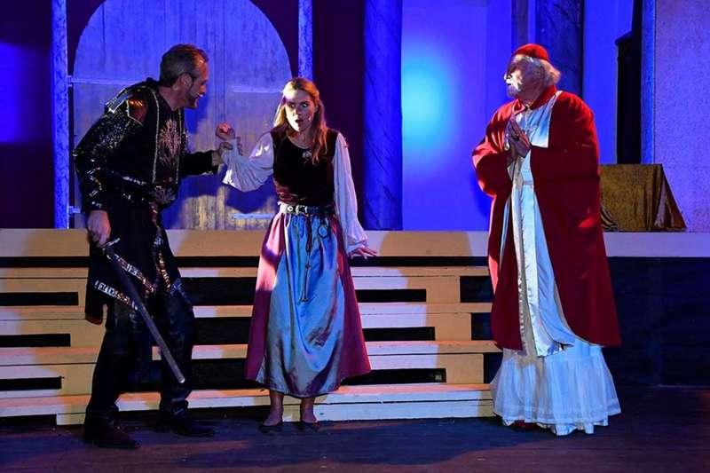 Theater am Fluss in Steyr - Premiere von Robin Hood 2019 - Bild 125