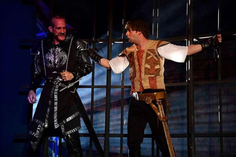 Theater am Fluss in Steyr - Premiere von Robin Hood 2019 - Bild 127