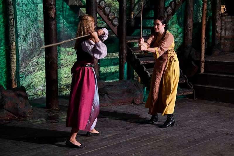 Theater am Fluss in Steyr - Premiere von Robin Hood 2019 - Bild 129