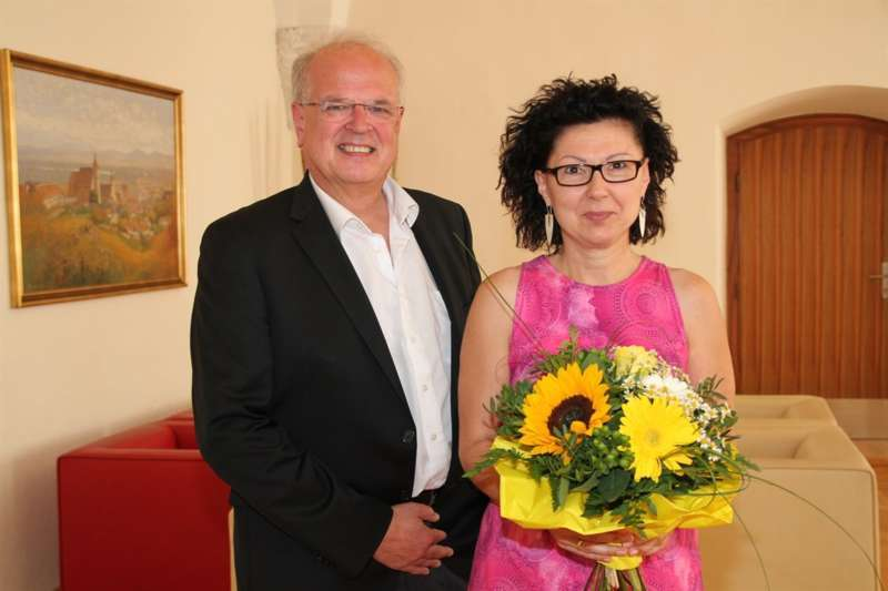 Neue Direktorin - Stadt Krems an der Donau, Niedersterreich